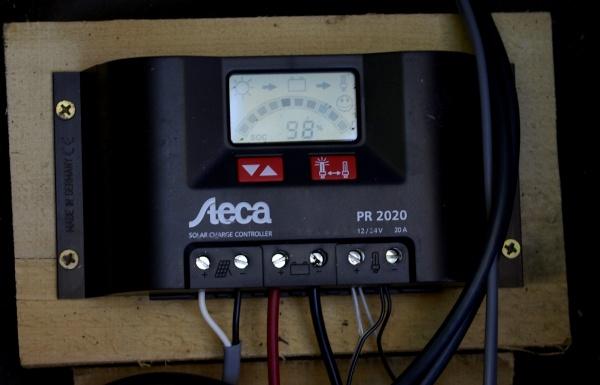 24-volt controller