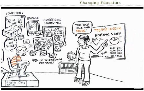 Changing Education - Sir Ken Robinson