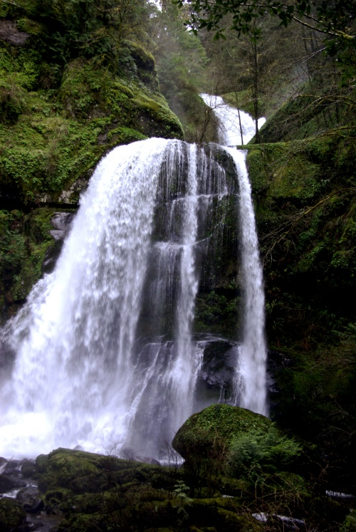 Elk Creek Falls - Southern Oregon