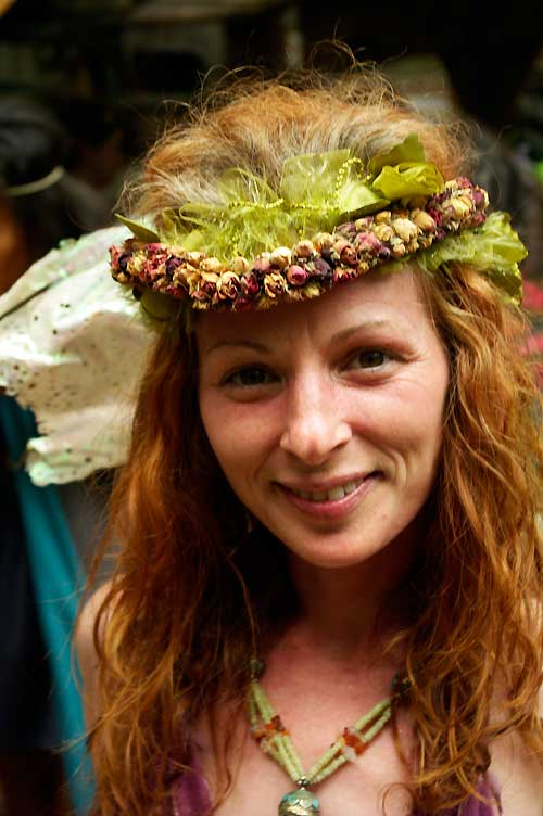 Head Dress at OCF 2009
