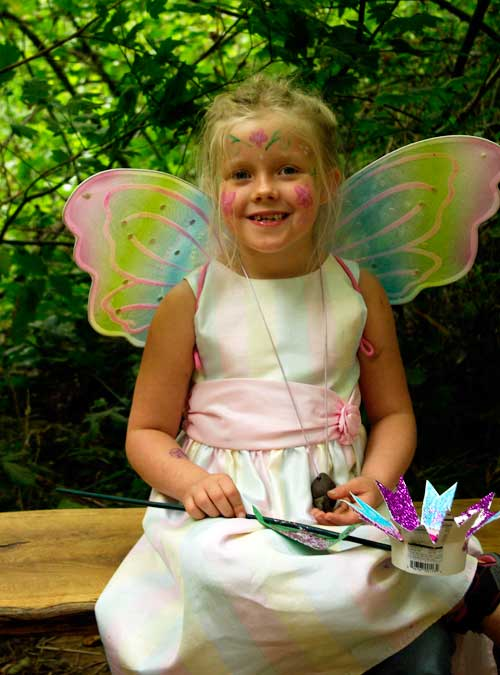 Little Fairy at OCF 2009