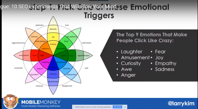 9 emotional buttons to push to get people to click